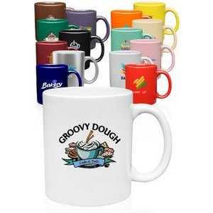 """My Favorite Mug"" Glossy colors 11oz coffee mug. The perfect mug."